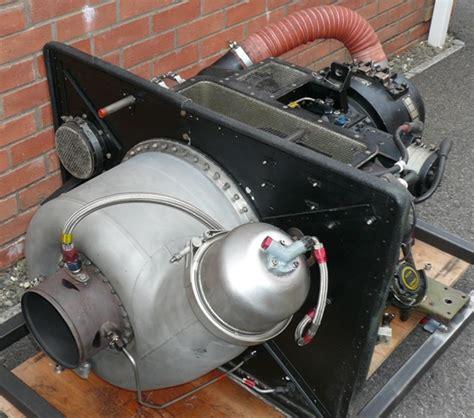 garrett honeywell gas turbines