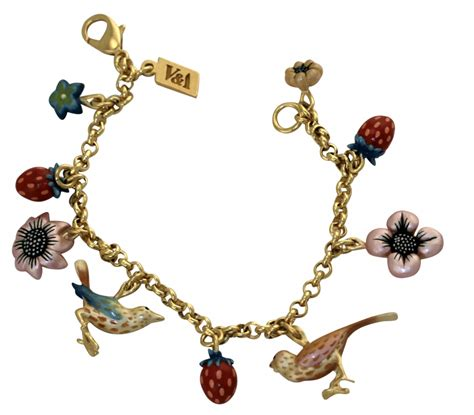 Kitchen Design Idea by Strawberry Thief Bracelet V Amp A The Victoria And Albert