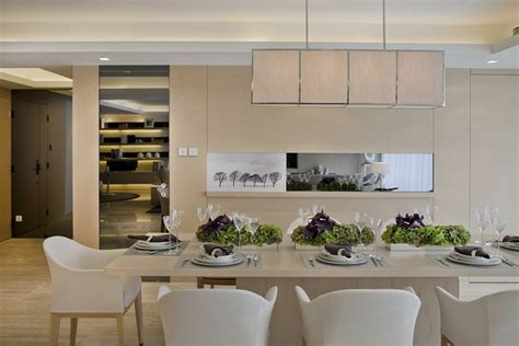 dining on white dining rooms contemporary