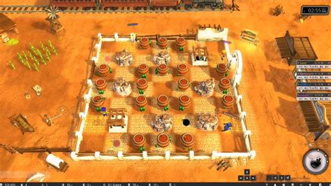 map themed games bombinator map 6x6 theme wild west video mod db
