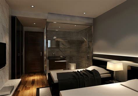 modern hotel bathroom bedroom simple decoration middle class home interiors