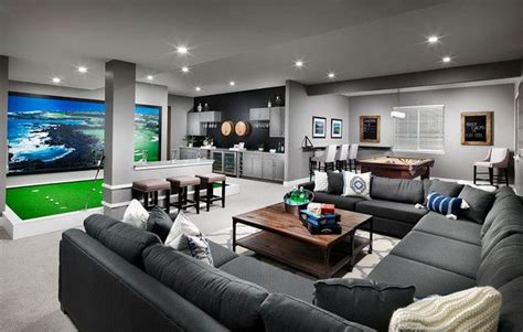 modern game room design ideas home theater rooms home
