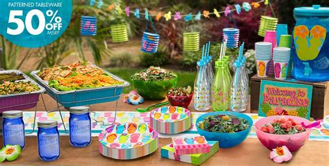 themed parties for summer fun in the sun summer party theme summer themed party