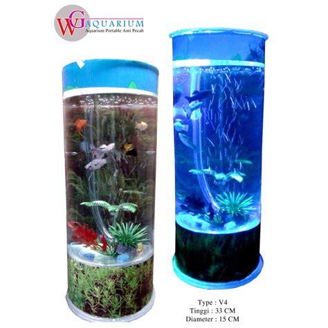 Pompa Air Aquarium Gelembung 1pcs ikan tangki akuarium pompa aksesori wall