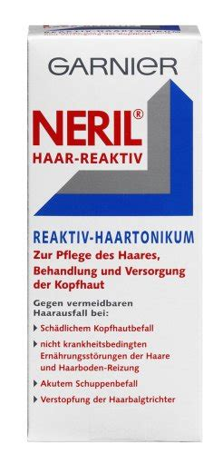 Shoo Garnier Neril garnier neril haare reaktiv haartonikum 3er pack 3 x 200