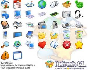refresh cl icons pack icons pack free icon in format for