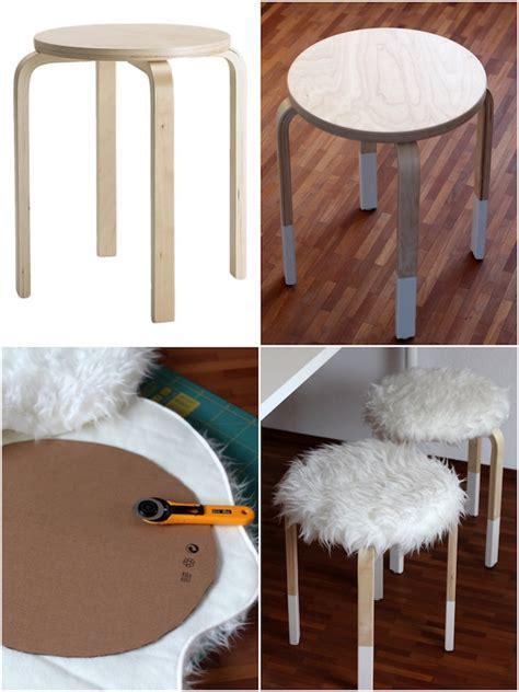 Customiser Un Tabouret by Frosta D Ikea 20 Id 233 Es Pour Le Personnaliser