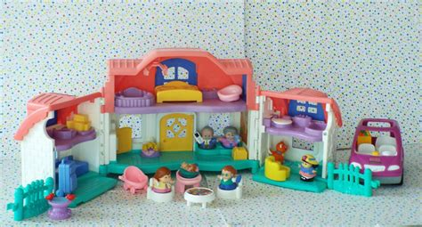 little people house fisher price little people sweet sounds home little people house