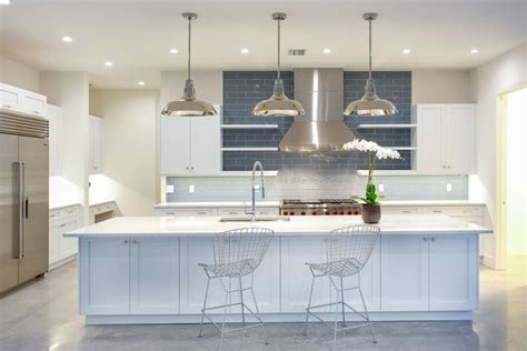 Thermofoil Kitchen Cabinets by 23 Beautiful Beach Style Kitchens Pictures Designing Idea