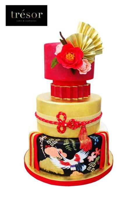 japanische hochzeitstorte 974 besten asian themed cakes bilder auf