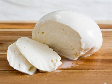 Mozarella Cheese 1 fresh mozzarella from scratch recipe serious eats
