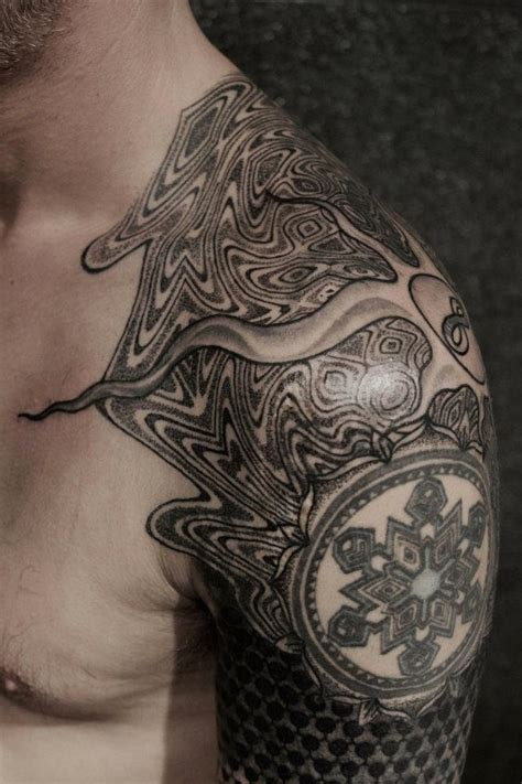 fractal tattoo design fractal artist search tattoos