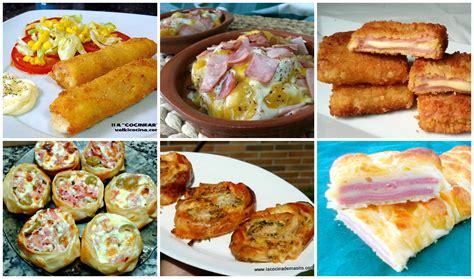 recetas de cocina de carnes 6 caprichosas recetas con jam 243 n y queso anna recetas f 225 ciles