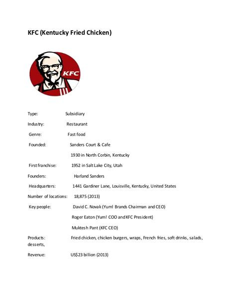 Resume Sle Kfc best computer skills for resume resume ideas best resume