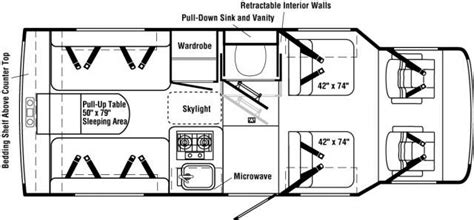 rialta rv floor plans floor plans specifications