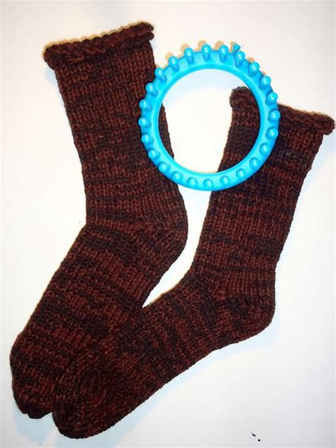 how to knit socks on a loom 25 unique sock loom ideas on knitting loom