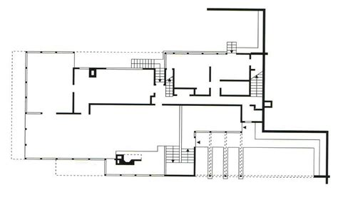 adhouse plans architecture photography lovell house plan 104747