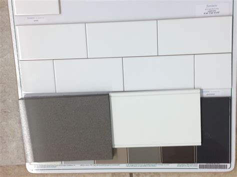 Large Subway Tile 28 Large White Subway Shower Tile The O Jays Grey Grout And Grey On Pinterest Paint