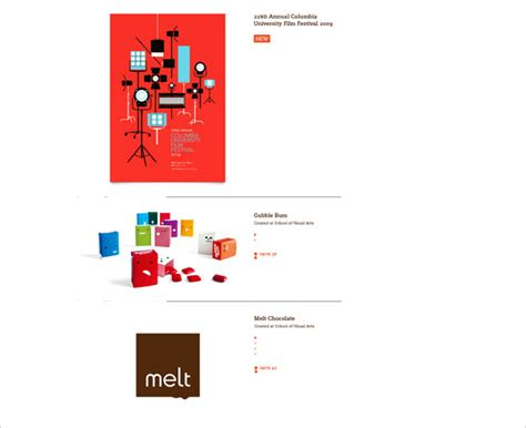 pdf graphic design portfolio layouts