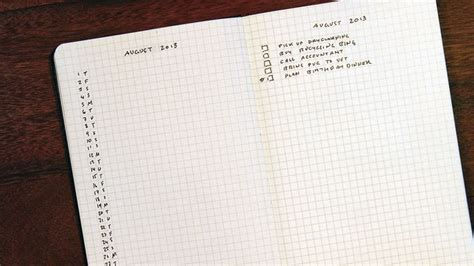 design expert journal this note taking system turns you into an efficiency expert