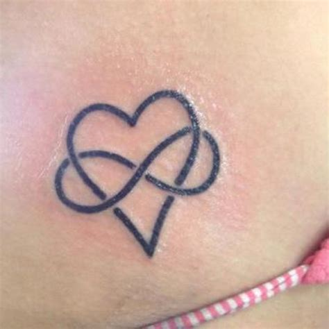 infinity heartbeat tattoo embrace your love with these heart tattoos ideas
