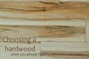 can you two different hardwoods in your home