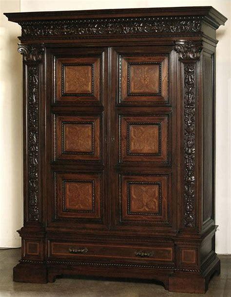 Armoire Renaissance by Antique Italian Renaissance Armoire Antique Furniture