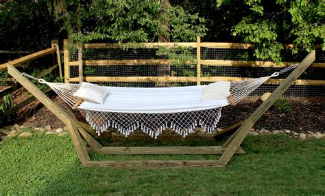 standing hammock stand ehow