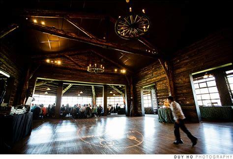 Log Cabin Wedding Venues by Wedding At Presidio Log Cabin Venues