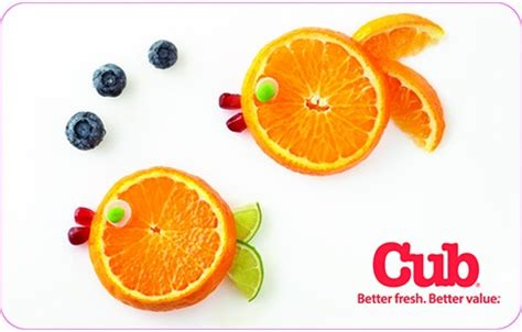 food gift cards recipes food - Cub Foods Gift Card Promotion