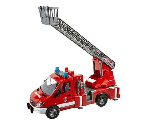 bruder toys mercedes bruder toys mercedes benz sprinter fire engine 02532 br