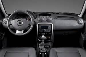 Renault Duster 2014 Interior Renault Duster 4x4