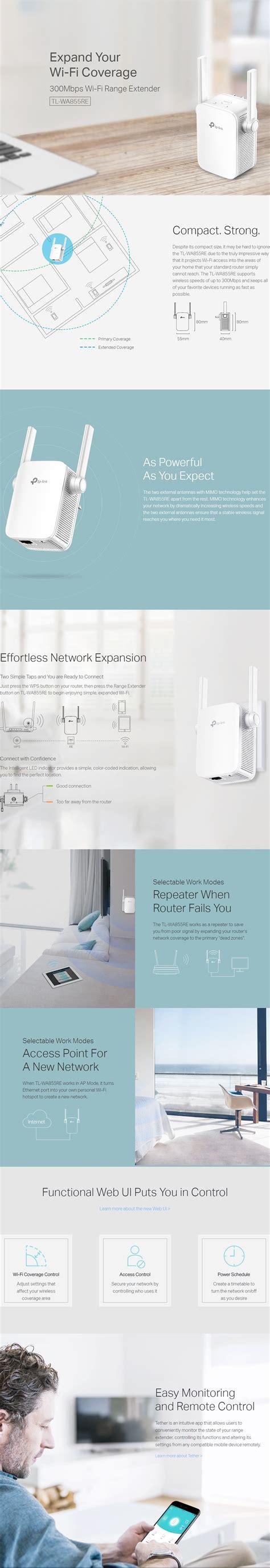 New Tp Link Tl Wa855re 300mbps Wi Fi Range Extender Bagus tp link tl wa855re 300mbps wi fi range extender tl wa855re