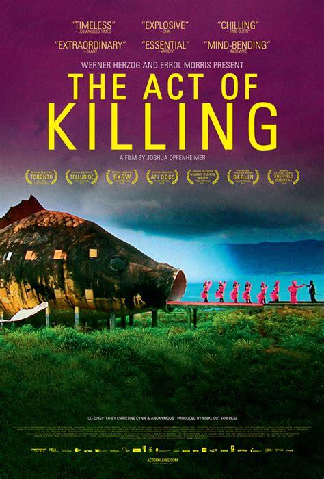 film act of killing adalah resenha de filme o ato de matar cinema detalhado