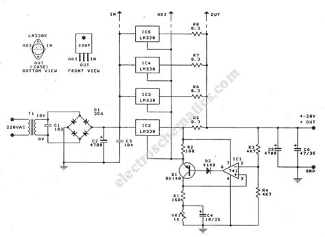 lm power supply