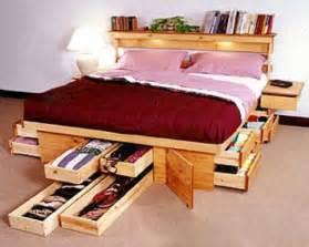 Platform Bed With Storage Ideas Platform Beds With Storage Space Design Ideas