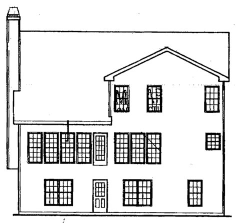 house plan 45 8 62 4 colonial style house plan 4 beds 2 5 baths 2000 sq ft