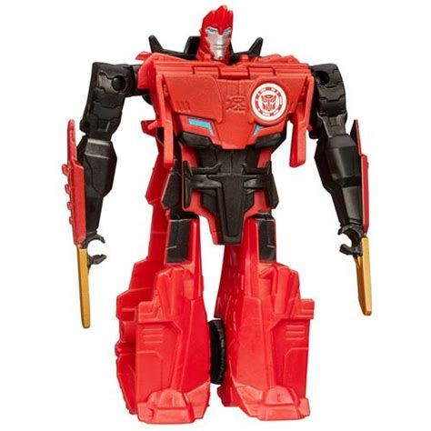 Transformers Speakers In Disguise It Had To Be Said by Boneco Transformers Robots In Disguise 1 Step Changers