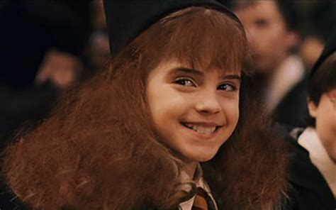 hermione granger in the 1st movoe an in depth look at hermione as described in the harry