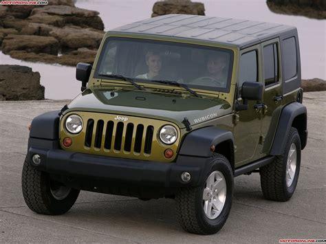 Jeep Wrangler Unlimited 2007 Jeep Wrangler Unlimited 2007 Foto 7 Foto Jeep Alta