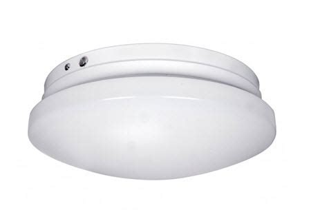 14 troline with led lights satco led 14 inch flush mount light fixture with emergency
