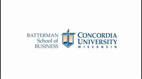 Concordia Wisconsin Mba Office by Concordia Wisconsin Batterman School Of