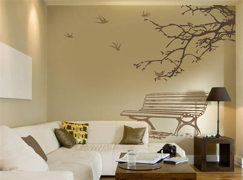 Wall Stickers Living Room | rebecca newport trend alert wall stickers