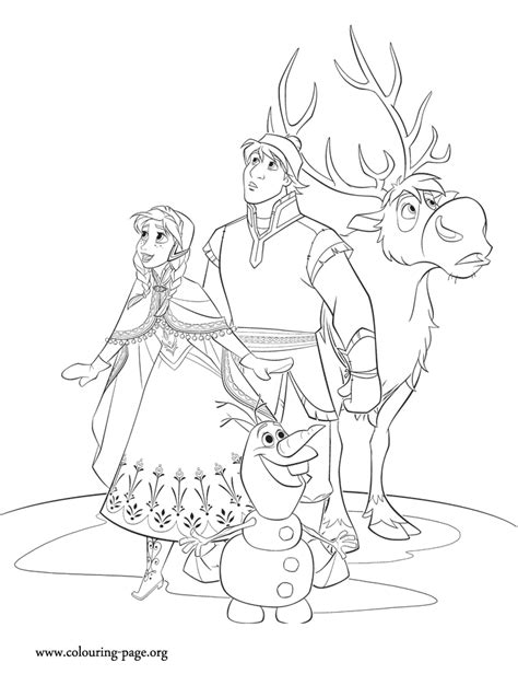frozen coloring pages free 1000 images about disney s frozen colouring pages on