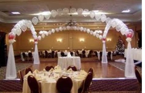 Balloon Dance Floor Canopy by Balloon Arch And Canopy For Dance Floor Balloon Twisting