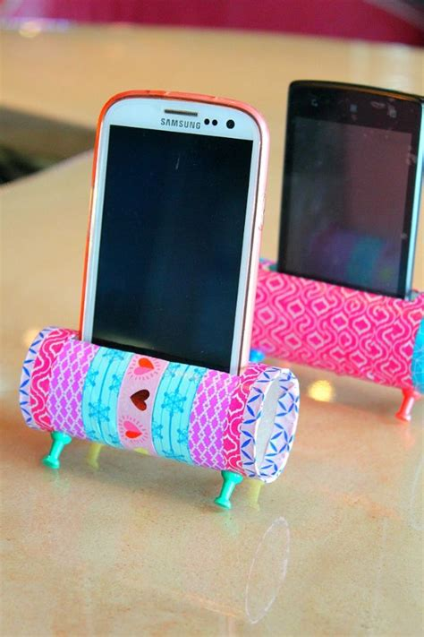 diy projects for phone 50 cool crafts you can make for less than 5
