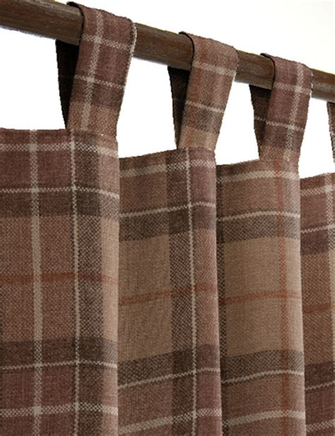 country check curtains curtain details for country check natural next made to