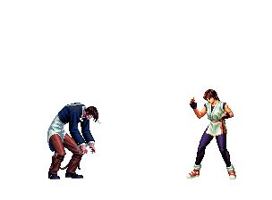 imagenes con movimiento de king of fighter the king of fighters curiosidades megapost taringa