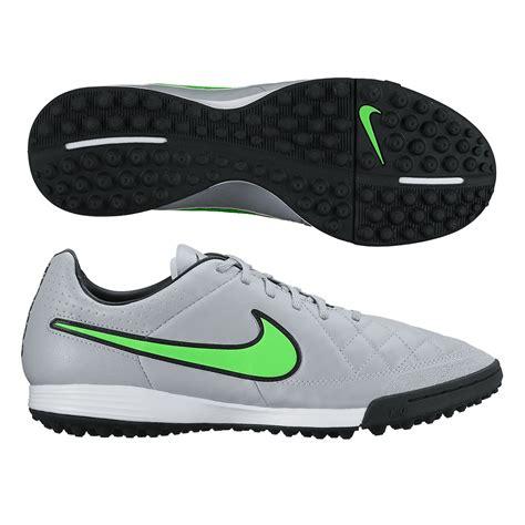 nike turf shoes football nike tiempo legacy soccer turf shoes wolf grey black