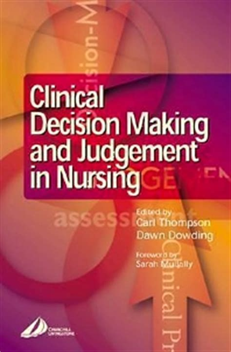 Clinical Pragmatics 1st Edition clinical decision and judgement in nursing 1st edition